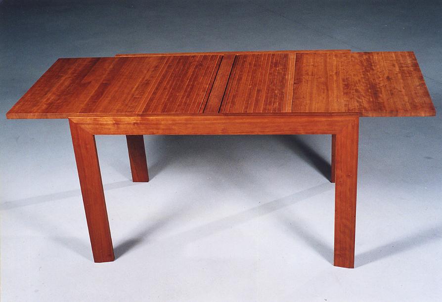 Einzelm bel m beltischlerei christiane kummer hamburg for Tisch massiv ausziehbar